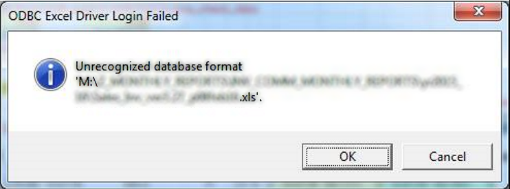 Fixing ODBC issues with Excel 2016 – The Infosec Noob